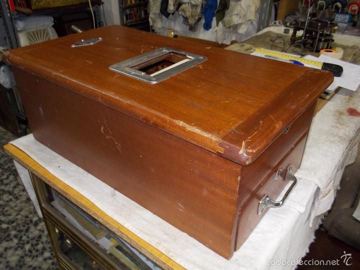 Antigüedades: Caja registradora - Foto 10 - 61022491