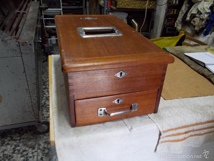 Antigüedades: Caja registradora - Foto 11 - 61022491