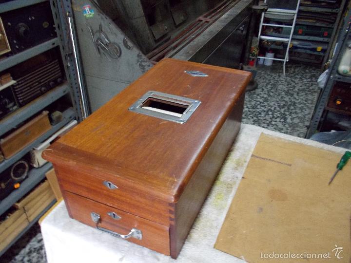 Antigüedades: Caja registradora - Foto 13 - 61022491