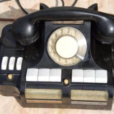 Teléfonos: TELÉFONO CENTRALITA DE FABRICACIÓN SOVIÉTICA (URSS - RUSO). Lote 61180547