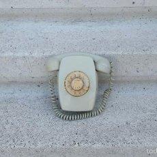 Teléfonos: TELEFONO DE TELEFONICA VINTAGE ANTIGUO,AÑOS 60-70 APROX. Lote 61233083