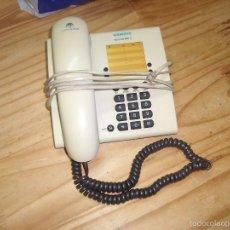 Teléfonos: ANTIGUO TELEFONO SIEMENS EUROSET 805 S, CON CABLE INCLUIDO. Lote 61293659