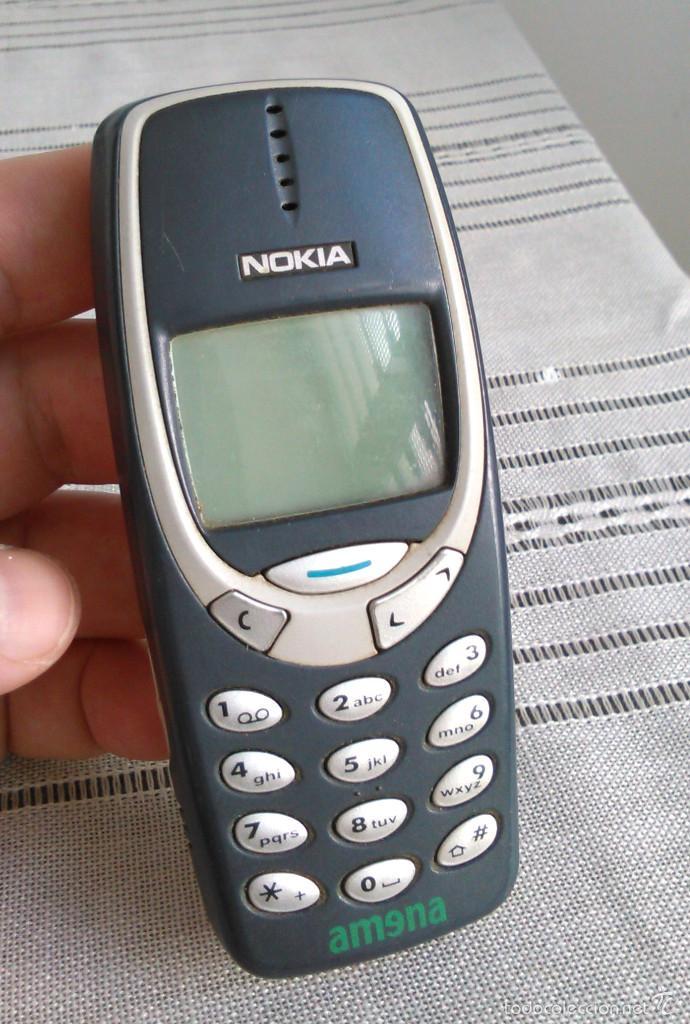 3f237a27066 5 fotos TELÉFONO MÓVIL NOKIA 3310 PARA PIEZAS DE RESPUESTO DEL AÑO 2000.  AMENA.