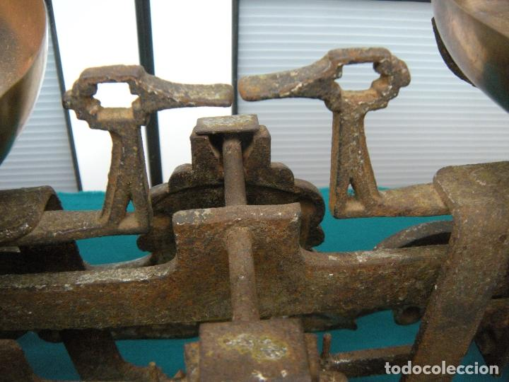 Antigüedades: ANTIGUO PESO BALANZA - Foto 3 - 61419055