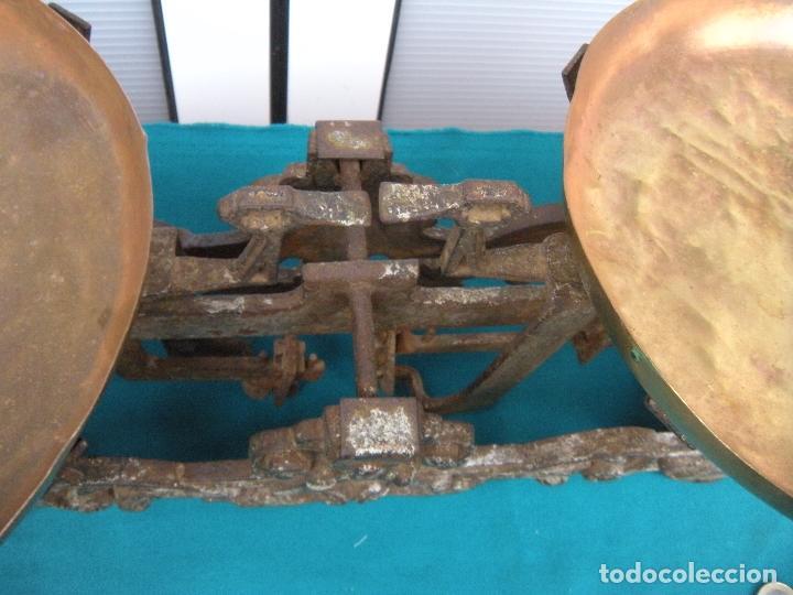 Antigüedades: ANTIGUO PESO BALANZA - Foto 4 - 61419055