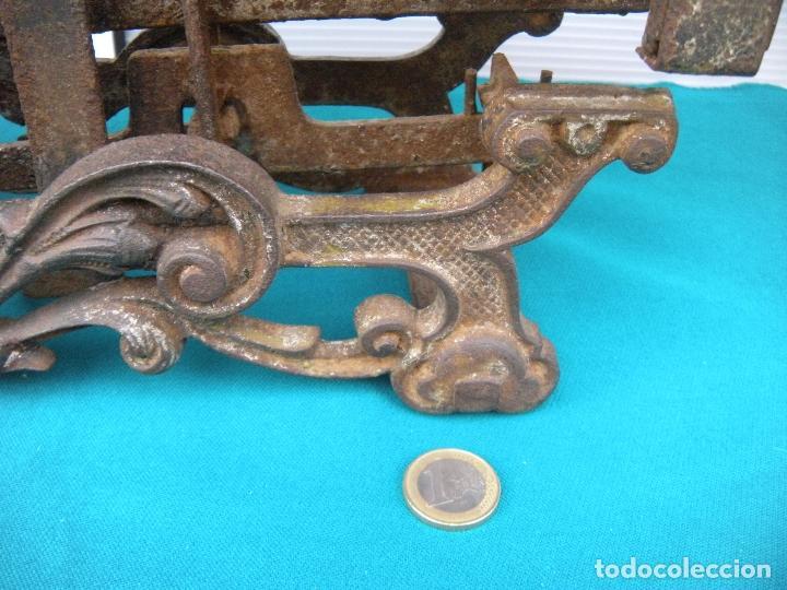 Antigüedades: ANTIGUO PESO BALANZA - Foto 6 - 61419055