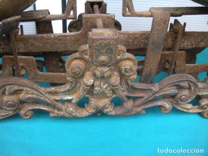 Antigüedades: ANTIGUO PESO BALANZA - Foto 7 - 61419055