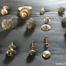Antigüedades: LOTE DE TIRADORES PARA CAJONES. Lote 61488255