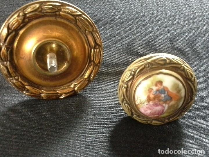 Antigüedades: Lote de tiradores para cajones - Foto 6 - 61488255