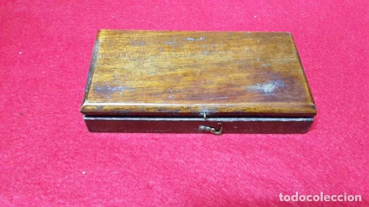 Antigüedades: pequeña balanza quilatera s XIX - Foto 3 - 61507963