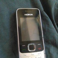 Teléfonos: TELÉFONO MÓVIL NOKIA 2730 CLASSIC, CON CARGADOR ORIGINAL. FUNCIONA, CON PANTALLA ROTA.. Lote 61769976