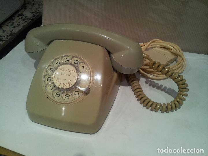 Teléfonos: antiguo telefono heraldo años 60/70 ver fotos - Foto 2 - 62057508