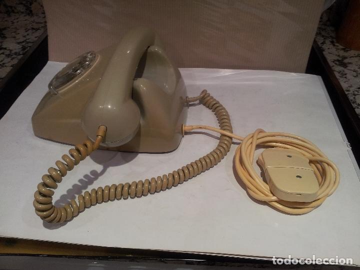 Teléfonos: antiguo telefono heraldo años 60/70 ver fotos - Foto 4 - 62057508