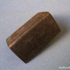 Antigüedades: HERRAMIENTA DE HIERRO PARA FORJA O ESCAYOLA (6,5X5CM APROX). Lote 62072696