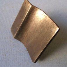 Antigüedades: HERRAMIENTA DE HIERRO PARA FORJA O ESCAYOLA (5X6X6CM APROX). Lote 62073436