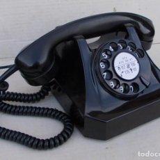 Teléfonos: TELEFONO ANTIGUO DE BAQUELITA DATA 1957 DE AUTOPHON A.G. SOLOTHURN, FORMA EXAGONAL ,,TEL365. Lote 62094596