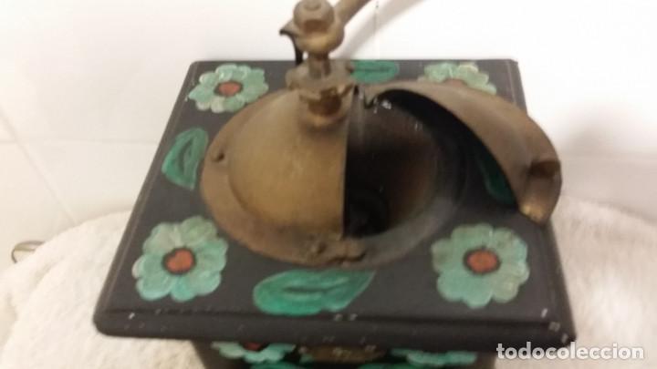 Antigüedades: molinillos antiguos - Foto 2 - 62164520