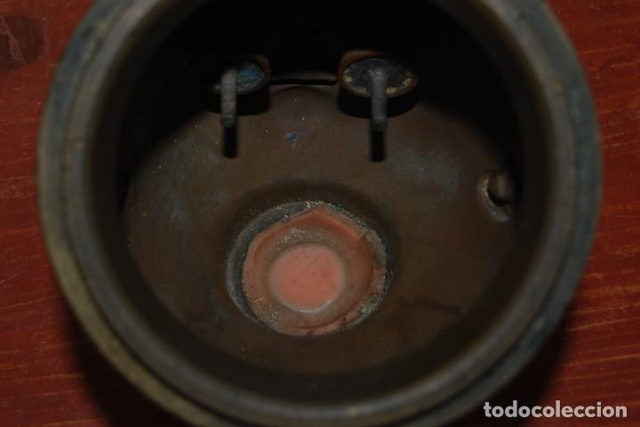Antigüedades: ANTIGUO MOLDE DE BRONCE PARA CABEZA DE MUÑECO - MUÑECA - Foto 6 - 100455691