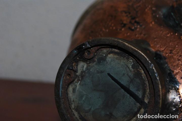 Antigüedades: ANTIGUO MOLDE DE BRONCE PARA CABEZA DE MUÑECO - MUÑECA - Foto 9 - 100455691