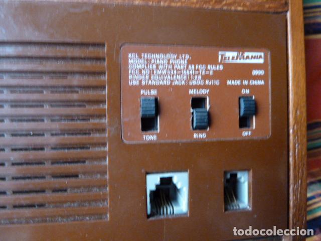 Teléfonos: TELEFONO EN FORMA DE PIANO - Foto 5 - 62439556