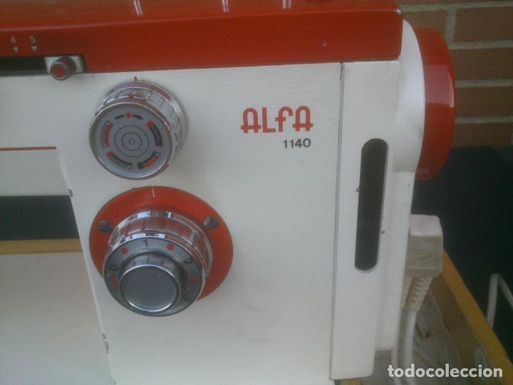 maquina de coser portatil alfa 1140 - Comprar Máquinas de