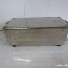 Antigüedades: ESTERILIZADOR ELECTRICO ANTIGUO, CON SU CABLE ORIGINAL. Lote 62756364
