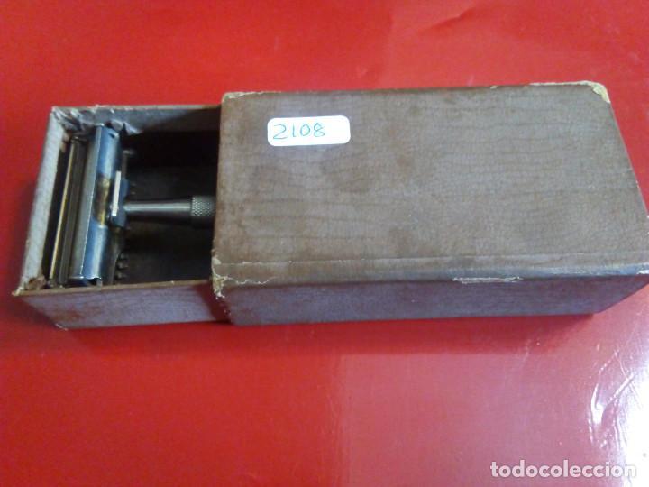 Antigüedades: MAQUINILLA DE AFEITAR VALET - Foto 3 - 62871888