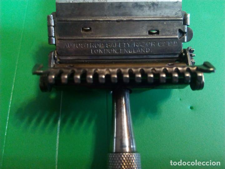 Antigüedades: MAQUINILLA DE AFEITAR VALET - Foto 5 - 62871888