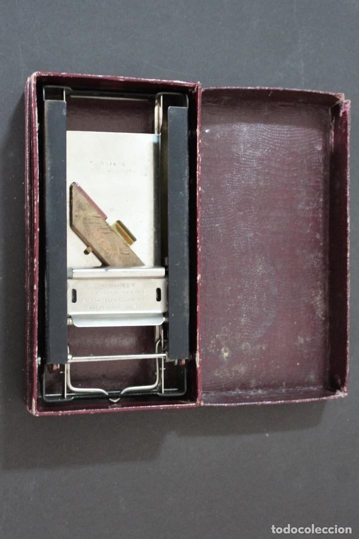 Antigüedades: MAQUINA AFILAR CUCHILLAS. ALLEGRO,S.A. - Foto 5 - 62872596