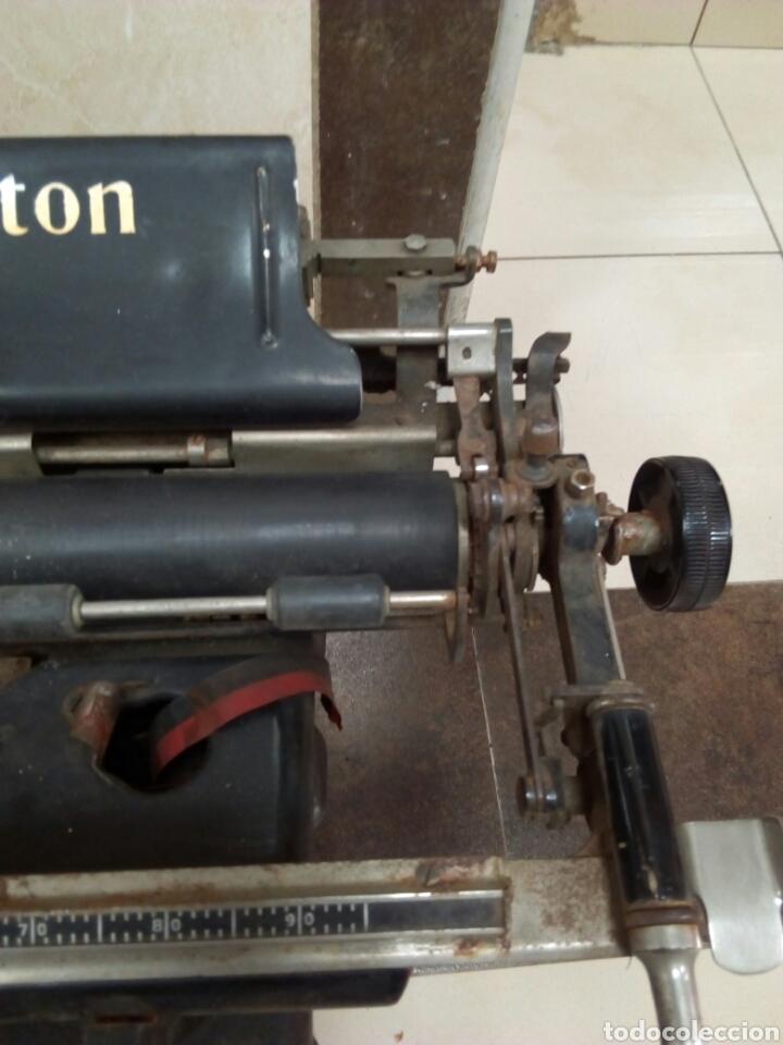 Antigüedades: Máquina de escribir Remington - Foto 4 - 63127191