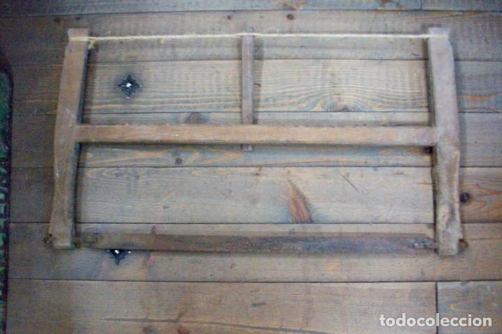 ANTIGUA SIERRA DE CARPINTERO (Antigüedades - Técnicas - Herramientas Profesionales - Carpintería )