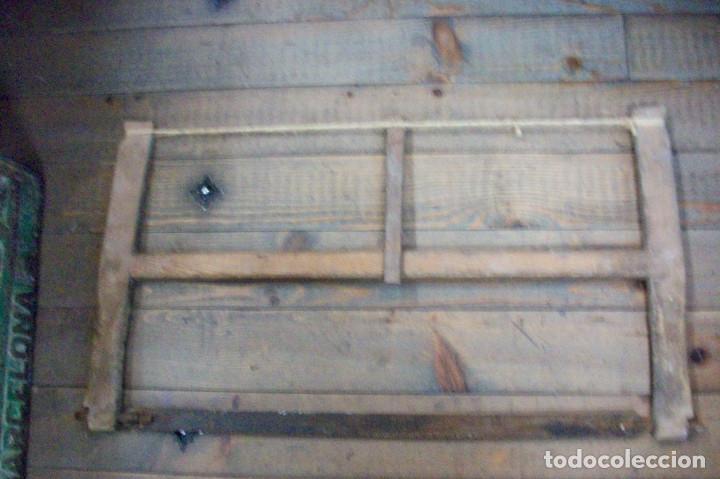 Antigüedades: ANTIGUA SIERRA DE CARPINTERO - Foto 2 - 63266960