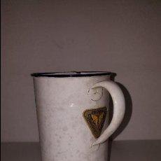 Antigüedades: IRRIGADOR DE LAVATIVAS ESMALTERIA PIROSMAL. Lote 63369804