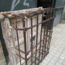 Antigüedades: REJA DE FORJA. Lote 63383726