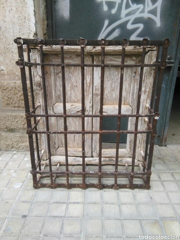 Antigüedades: Reja de forja - Foto 2 - 63383726