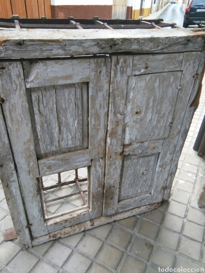Antigüedades: Reja de forja - Foto 5 - 63383726