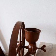 Antigüedades: ANTIGUO MOLINO DE COLMADO PARA CAFE. Lote 63459804