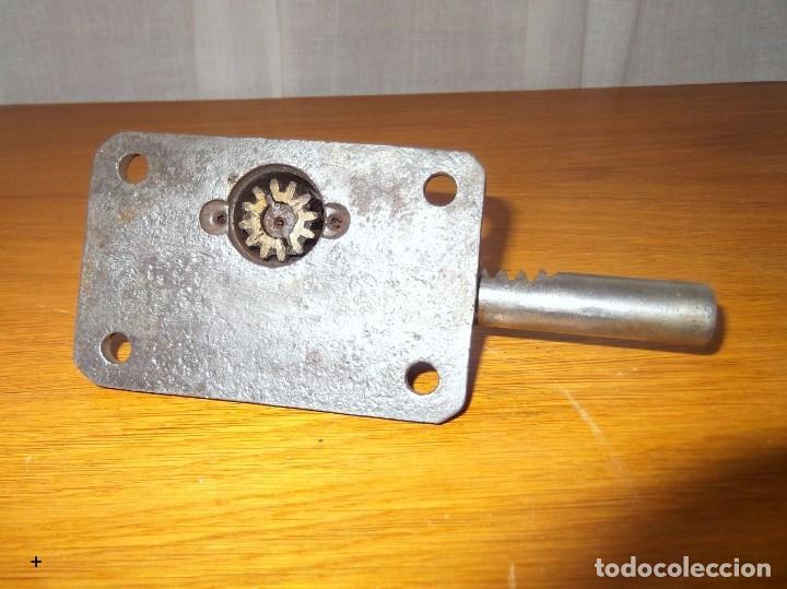 Antigüedades: Antiguo Pestillo de SEGURIDAD - Foto 3 - 63472732