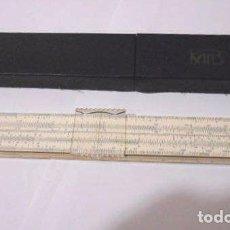 Antigüedades: ANTIGUA REGLA DE CALCULO - CCCP ANTIGUA URSS AÑO 1976 A.. Lote 63484304