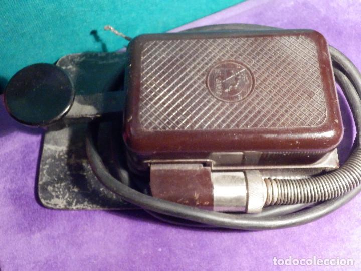 Teléfonos: Antiguo Manipulador - Pulsador Generador de pulsos - Codigo Morse - Marca el Gamo - Muy buen estado - Foto 4 - 63507896