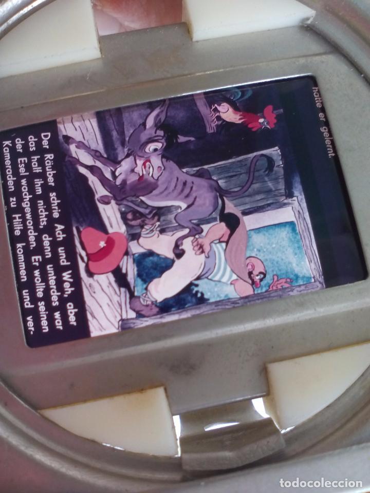 Antigüedades: Visor o parte de un proyector o reproductor de cine o fotografía, desconozco el tema - Foto 5 - 63519612