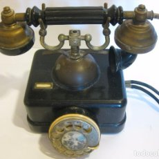 Teléfonos: ANTIGUO MODELO DE TELÉFONO FABRICADO POR TELEFÓNICA EN LOS AÑOS SETENTA, MODELO CITESA ELASA. RECIÉN. Lote 105781339