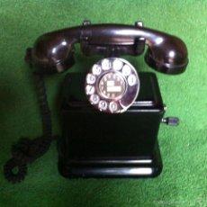 Teléfonos: TELÉFONO ANTIGUO MAGNETO. Lote 63686810