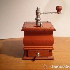 Antigüedades: MOLINILLO DE CAFÉ DE COLECCIÓN - NUEVO SIN ESTRENAR. Lote 63975707
