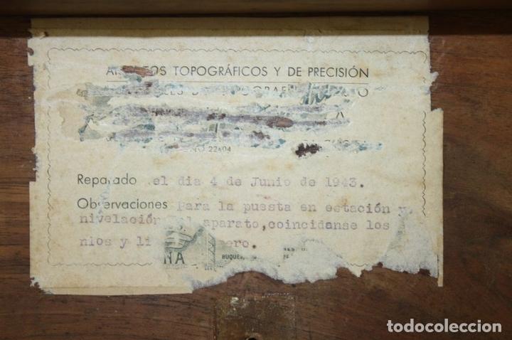 Antigüedades: ELEVADOR - REDUCTOR - CON AURICULARES - PRINCIPIOS DEL SIGLO XX - Foto 3 - 43906665