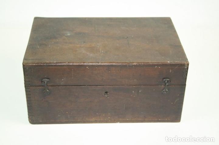 Antigüedades: ELEVADOR - REDUCTOR - CON AURICULARES - PRINCIPIOS DEL SIGLO XX - Foto 19 - 43906665