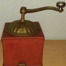 Antigüedades: MOLINILLO DE CAFE ANTIGUO. Lote 64185863