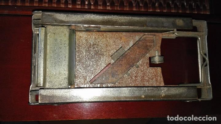 Antigüedades: afilador de cuchillas Allegro - Foto 2 - 64206527