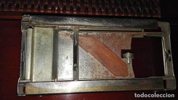Antigüedades: afilador de cuchillas Allegro - Foto 3 - 64206527