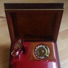 Teléfonos: TELÉFONO VINTAGE -TERCER TELEFONIA- ORIGINAL AÑOS 50. Lote 64327227